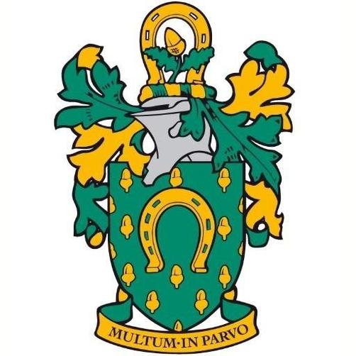 This is the Rutland coat of arms.