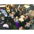 we had an amazing time with oour teddies!