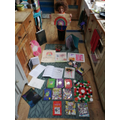 Eva's wonderful work she has completed at home.