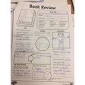 A lovely book review from Noah