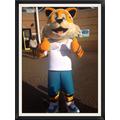 Lincolnshire Sports mascot