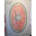 Great drawing of an auxiliary shield.