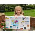 Suzie's fantastic weekly challenge work.