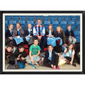 Team photo with Olympic Swimmer Ross Davenport