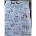Here is Suzie's fantastic book review.