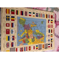Scarlett's work on countries in Europe.