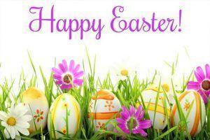 Have a wonderful Easter break 🐣