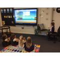 Being teacher! for phonics