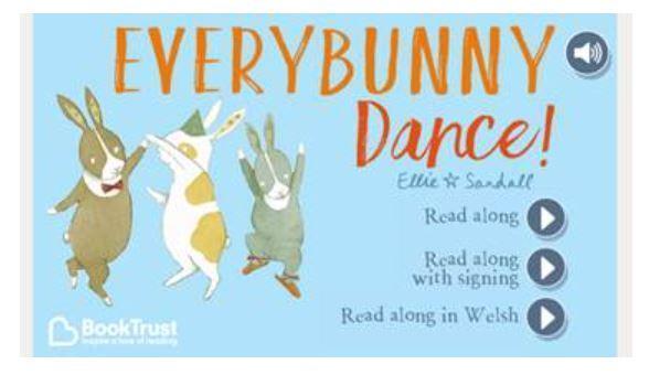 Every Bunny Dances