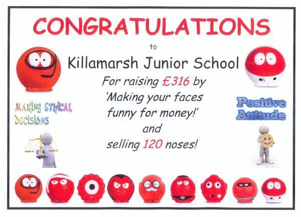 Red Nose Day Mar 15