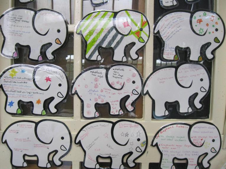 We are The Elephants!
