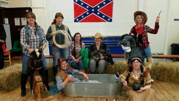 American West Day 'Feb 2015