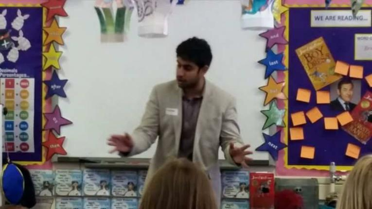British and Muslim Values Talk June '15