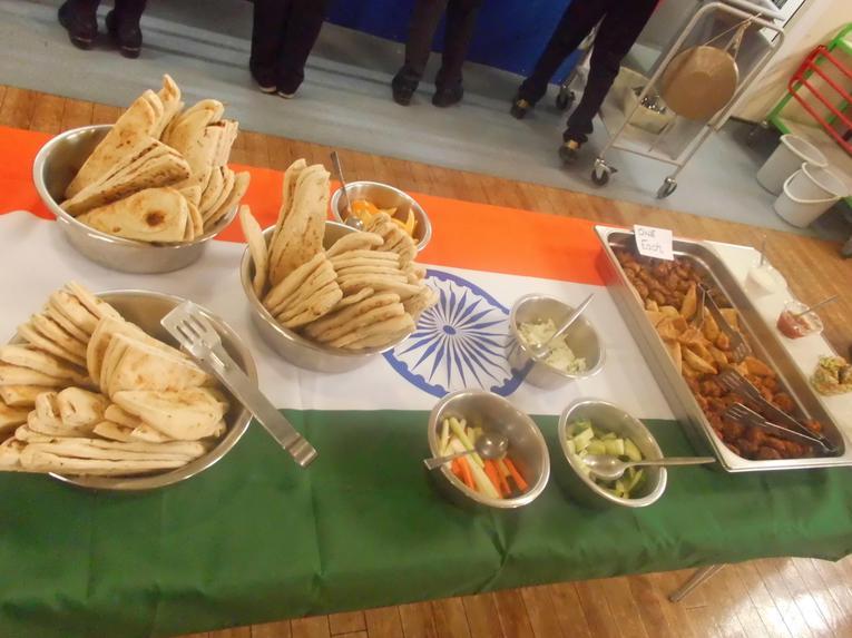 Indian Banquet