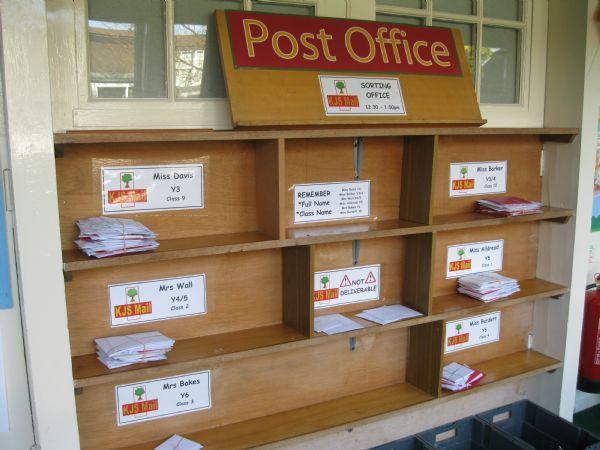 Killamarsh Post Office Dec '13