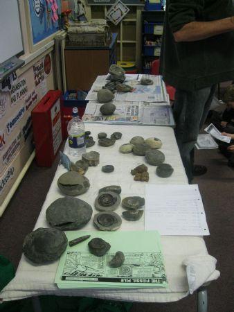 Rocks and Fossils Talk