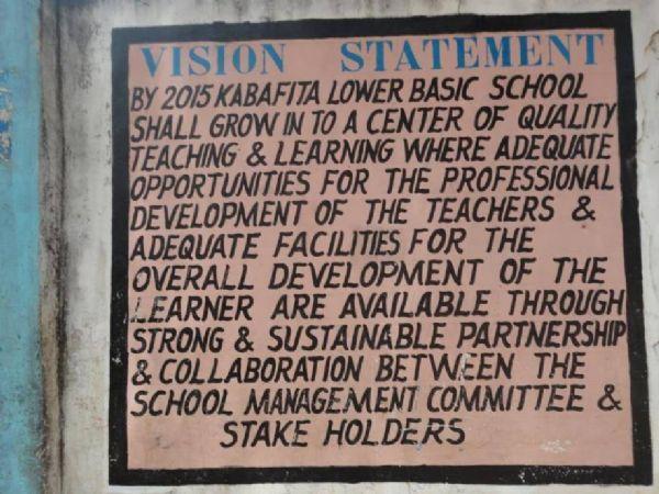 Kabafita Lower Basic School