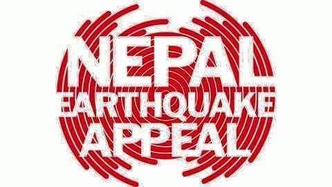 Nepal Earthquake Appeal May '15