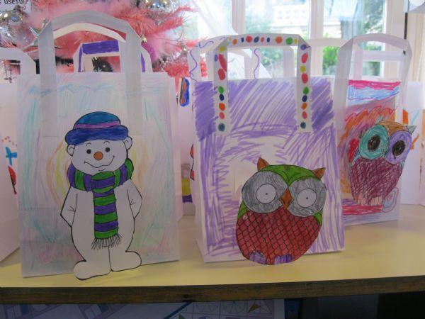 Christmas Fayre Hook a bag 'Dec 14