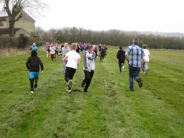 Sports Relief '16