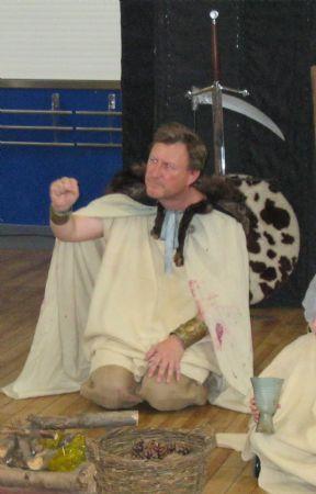 Beowulf - Tempus Fugit Theatre Company