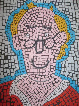 World Book Day - Dahl Mosaic Mar'13
