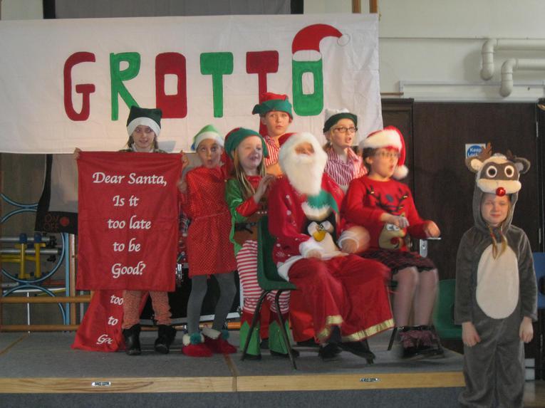 Christmas Panto Dec '15