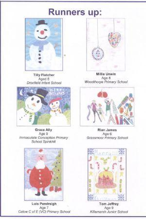 Christmas Card Competition - Dec '13