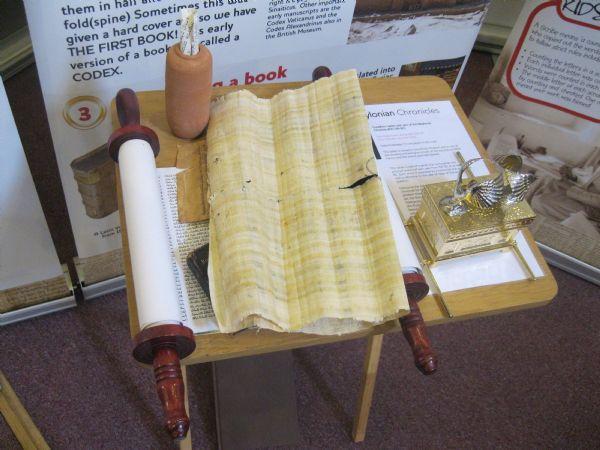 Bible Exhibition Mar'15