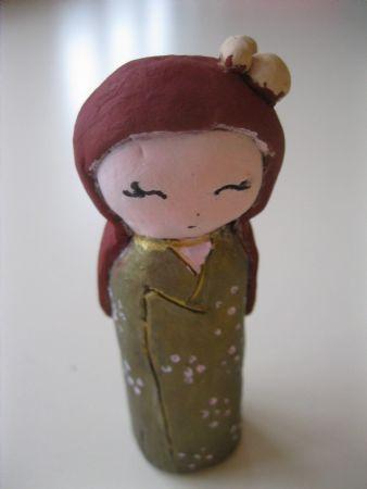Kokeshi dolls Oct '13