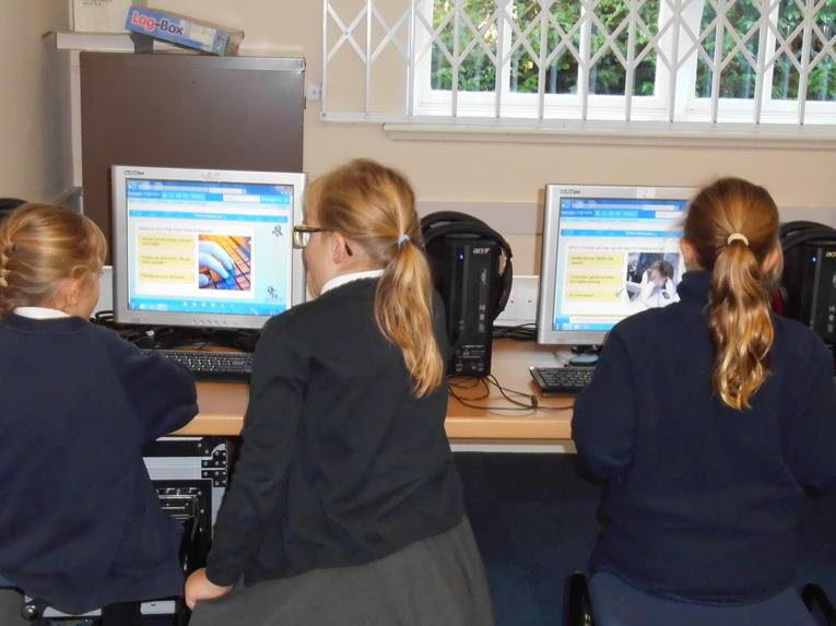 Finding out about E-safety