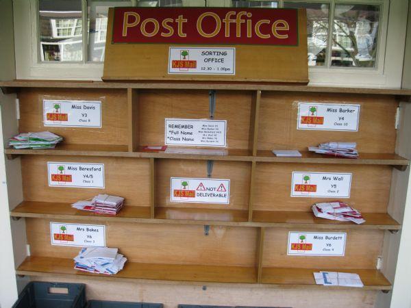 KJS Post Office 2012