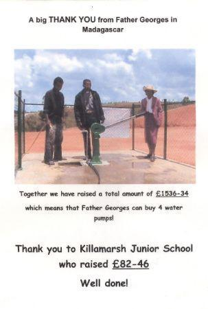 Father Georges Water Pump Appeal 2012
