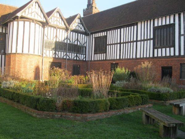 Gainsborough Old Hall Dec '13