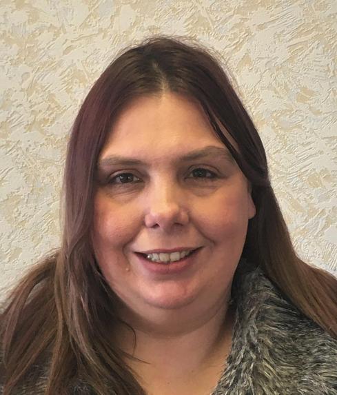 Miss J Fletcher - School Business Assistant