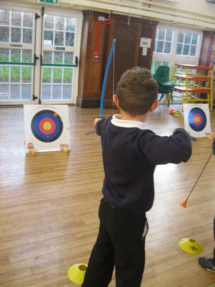 Archery Day '16
