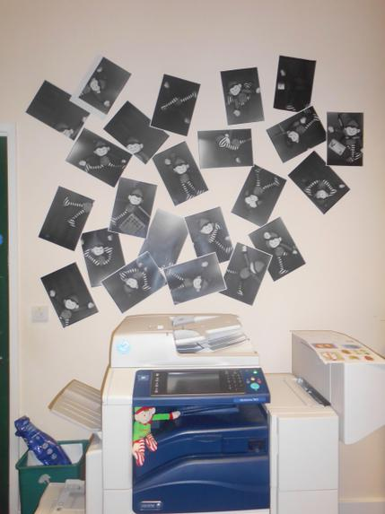Day 3 - ...Photocopying Crazy