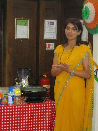Taste of India day Oct '13