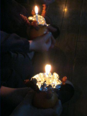 Christingle Dec '14