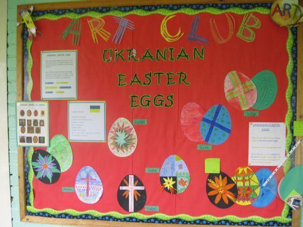Ukranian Eggs 2013