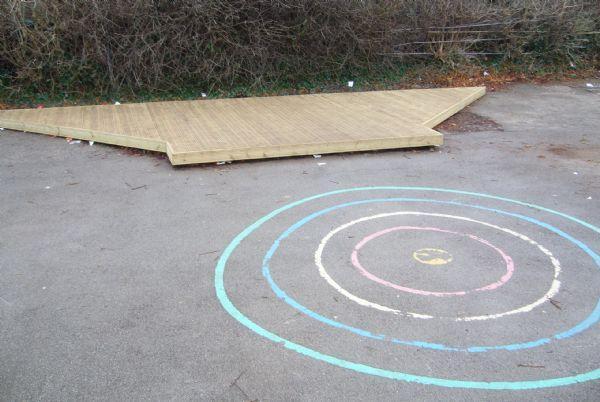 Playground stage