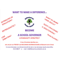 Become a Governor @ KJS