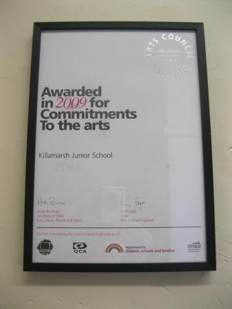 Silver Artsmark Award