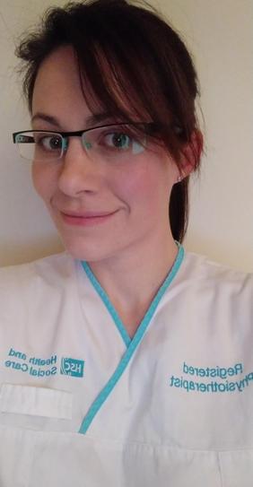 Jen, Physiotherapist