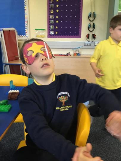 Danny's superpower is 'Super dancing'