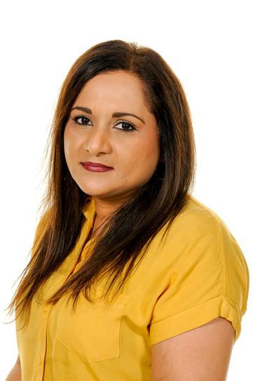 Mrs Kania-Gunning Teacher