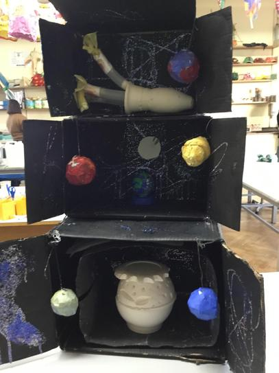 'Planets' by Samuel, Troy and Suzie