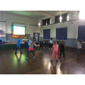 We had a great time playing Just Dance!
