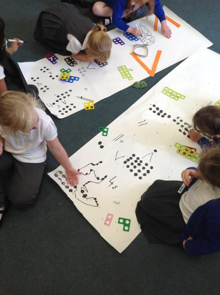 We have loved exploring numbers that are greater than and less than!