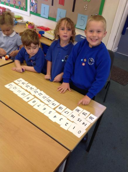 We can order a large amount of numbers!